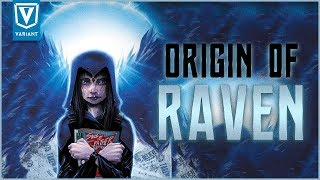 Origin Of Raven! (Teen Titans)