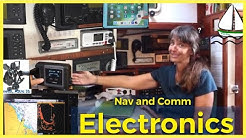 MARINE ELECTRONICS: Communications at Sea, Navigation, and Sailing Apps (Iridium Go? Sextant?) #35