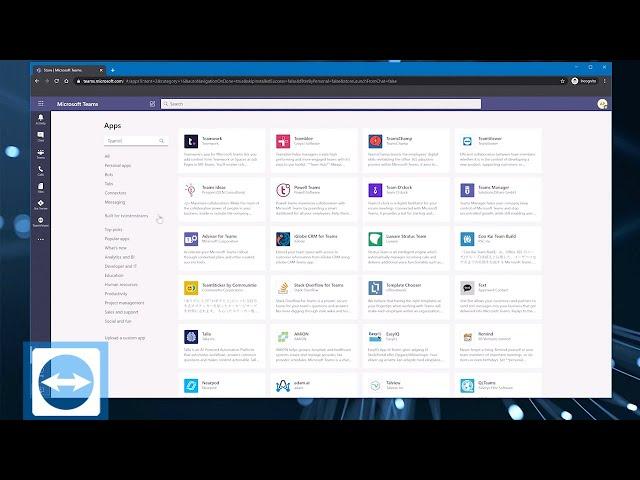 Microsoft Teams anuncia la integración de TeamViewer