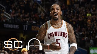 Jr smith: cavaliers were down 3-1 last year | sc with svp | june 10, 2017