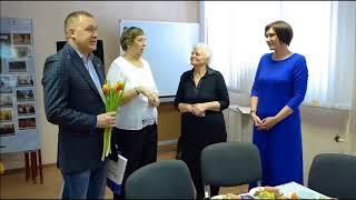 Встреча глухих ж/д. района в Екатеринбурге 5. 03. 2018 г.