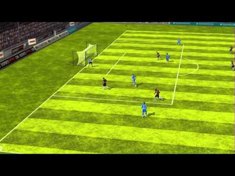 FIFA 14 iPhone/iPad - Free tella vs. Esbjerg fB GREAT GOL!