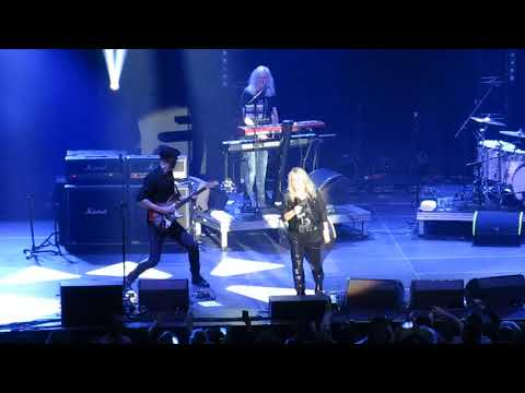 Bonnie Tyler - Holding Out for a Hero @ Spodek, Katowice 20.10.2018