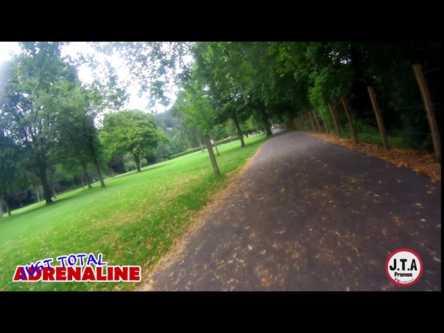 Wilton Lodge Park, Hawick Bike GoXtreme 4K Ultra HD Action Cam Footage - JTAPromos www.JTAPromos.net