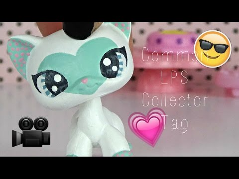 Common LPS Collector Tag | LPSHarmonyTV