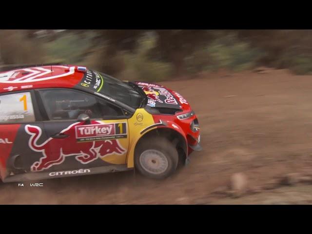WRC 2019 FIA Dünya Ralli Şampiyonası 11 Ayak Türkiye Rallisi