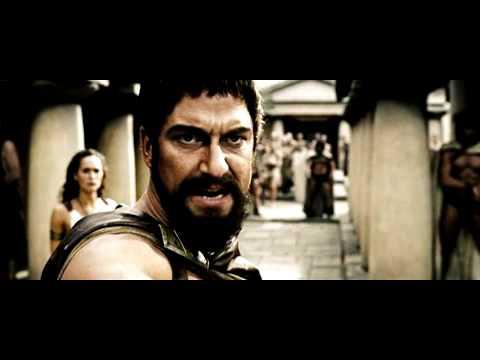 300 Spartans Vs Persians (trailer)