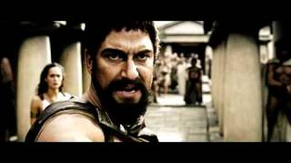300 Spartans vs Persians (trailer)