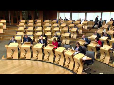 General Questions - Scottish Parliament: 22 June 2017