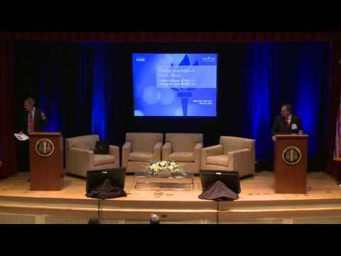 2013 NYU/KPMG Tax Lecture Series - 3