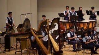 2015年安管東京音樂交流_琦玉國際管樂祭.