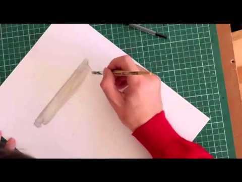 Ap010 Peindre En Aplat Motif Suisse Youtube