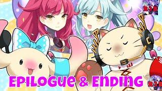 Neptunia Virtual Stars: VVVtunia - Epilogue & True Ending   PS4 Pro Live Gameplay Walkthrough Pt. 9