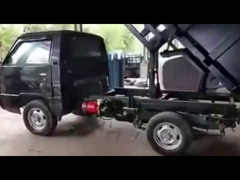 mitsubishi l300 pick up heavy duty with with mekanik pump. Black Bedroom Furniture Sets. Home Design Ideas