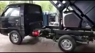 Mitsubishi L300 Pick Up Heavy Duty with With Mekanik Pump
