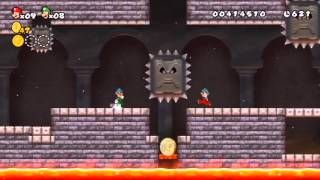 Gambar cover [New Super Mario Bros. Wii] Supa Epic Fails w/commentary