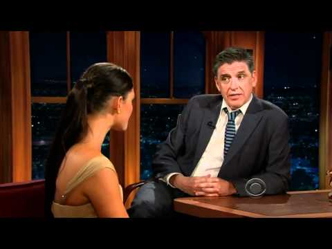Phoebe Tonkin on The Late Late  with Craig Ferguson