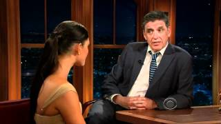Phoebe Tonkin on The Late Late Show with Craig Ferguson
