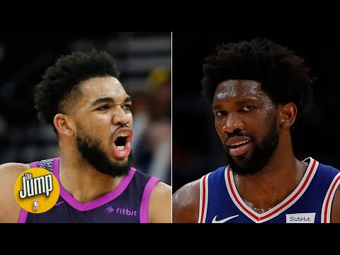 Karl-Anthony Towns' comments on Joel Embiid show real professionalism - Richard Jefferson | The Jump Mp3