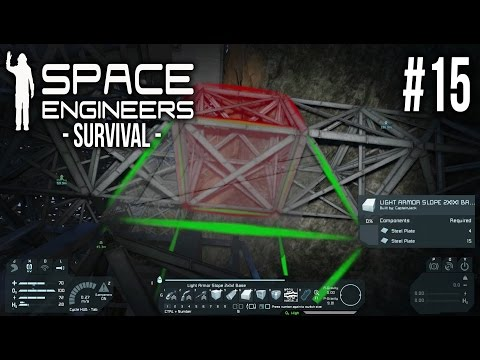 Space Engineers - SURVIVAL - EP 15 - Cheeky Cryo :P