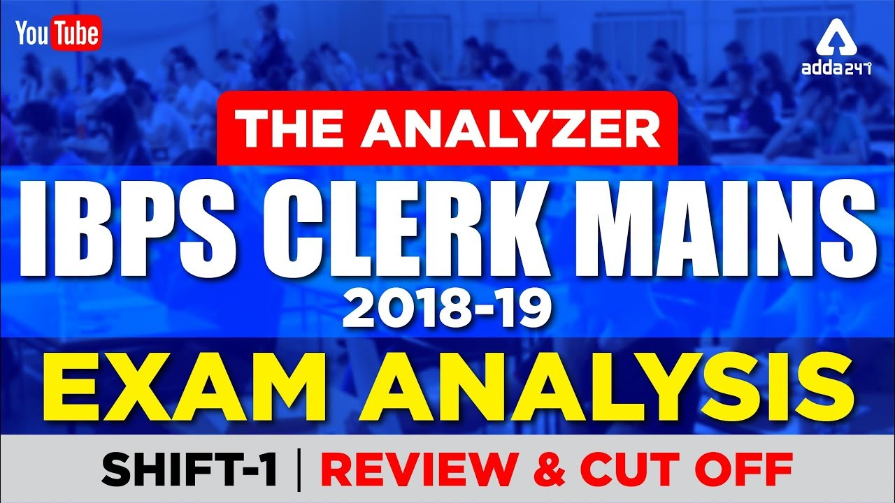 Ibps Clerk Mains Question Paper Pdf