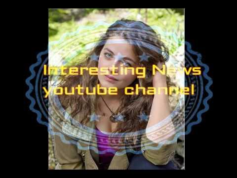 Ronja Forcher Aus Bergdoktor Zieht Für Den Playboy Blank Youtube
