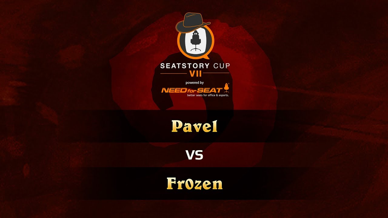 Pavel vs Fr0zen, SeatStoryCup 7 Group Stage