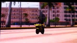 Manobras de moto em Driver 3 - Piloto Segundo Equipe WPB
