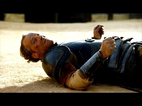 Jorah fights at the Great Pit || Game of Thrones 5x09
