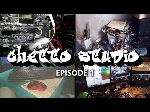 Ghetto Studio - Episode 1