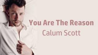 Calum Scott  - You Are The Reason  (Alicia Moffet, Alex Goot, KHS Cover Version) | Lyrics Songs