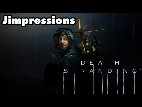 Death Stranding - Made For Walking (Jimpressions)