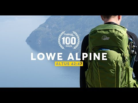 Lowe Alpine Altus 42:47 Backpack   Review