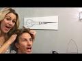 Livestream men's haircut