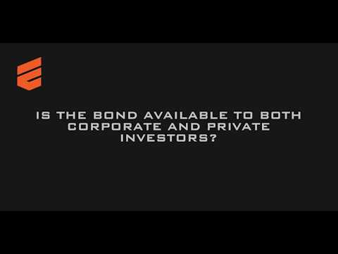 Europa Corporate Bond - Is the Bond available to both Corporate and Private Investors?