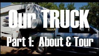 Dodge Ram 2500 Diesel - How we picked it for our fifth wheel & a tour!
