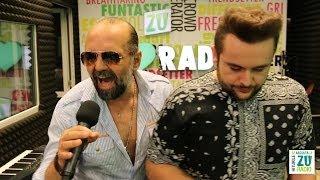 Dorian si Daniel Iordachioae - Mare albastra (Live la Radio ZU)