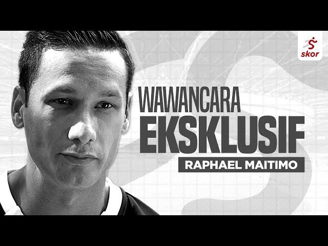 Raphael Maitimo, dari Belanda untuk Indonesia | Wawancara Eksklusif