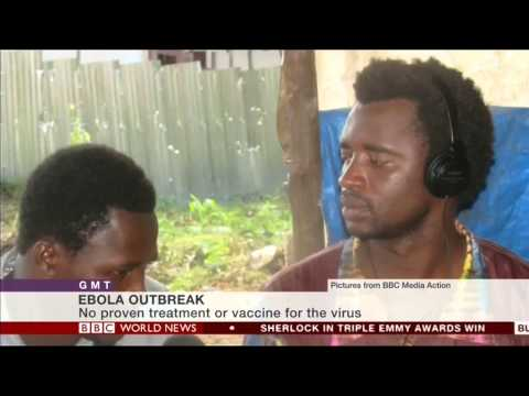 Our work on Ebola in Sierra Leone - BBC World News - BBC Media  Action