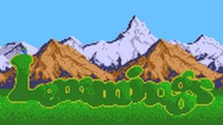 Atari Lynx Longplay [057] Lemmings