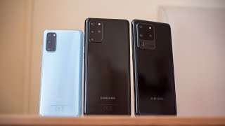 Samsung Galaxy S20 Series: In-depth Review