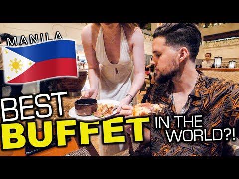 INSANE SPIRAL BUFFET in Manila, Best in Philippines?!