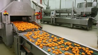 видео промышленное пищевое оборудование