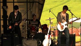 Call Of The Kids,Indie Music,Live,Lainfest,23rd,June,2012,HD,England.