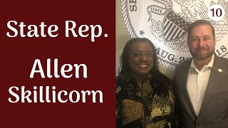 Rep. Allen Skillicorn | Property Rights | Right To Garden
