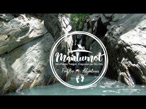 Manlumot Hidden Waterfalls (Sitio Palala, Tablon, Cagayan de Oro City)