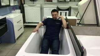 Обзор ванны Roca Easy