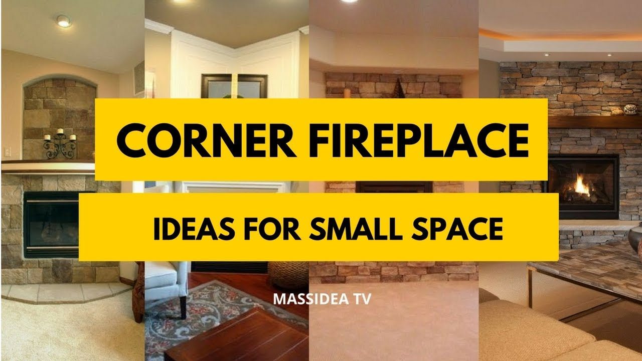 45 Best Corner Fireplace Ideas For Small Space 2018 Youtube