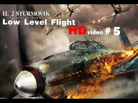 [HD] Wings Of Prey : INCREDIBLE AUTOGEN AND LOW LEVEL FLYING
