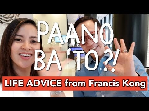 Paano Ba 'To: How Do I Find My Passion? With Francis Kong